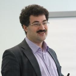 Аркадий Цукер, ведущий бизнес консультант ШСП