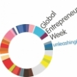 Лого Всемирной недели предпринимательства